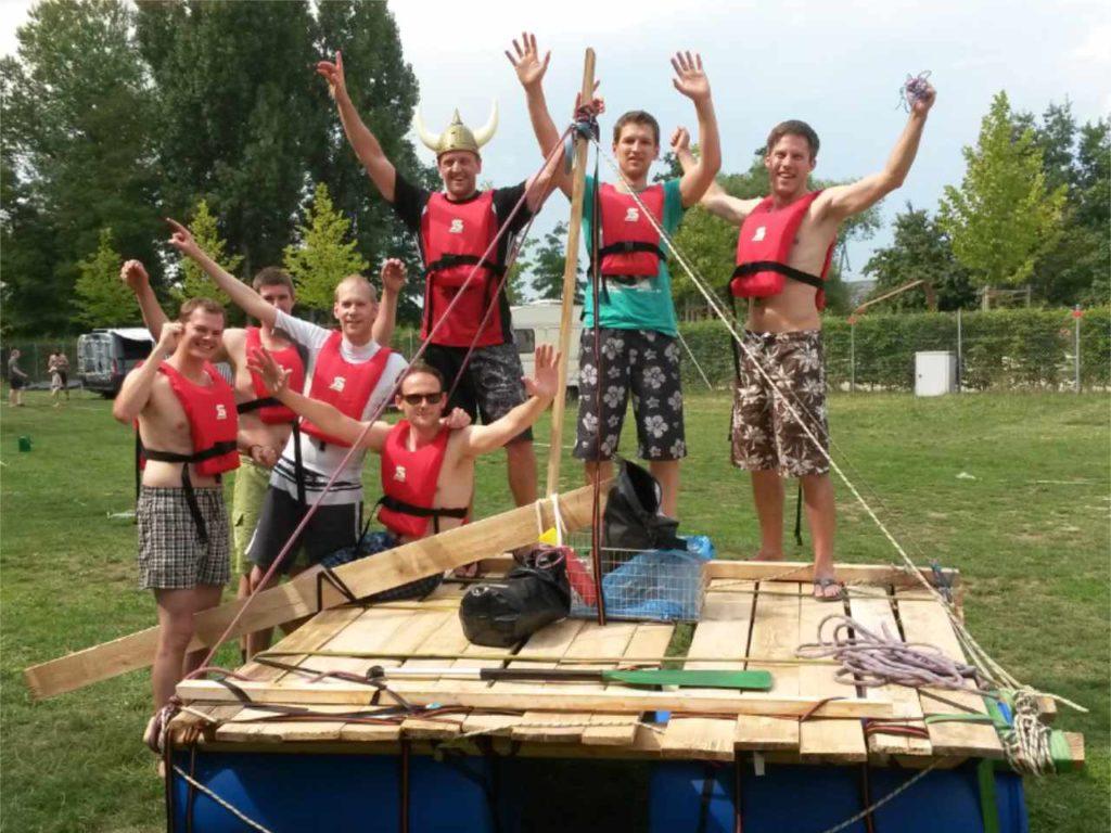 Teamwärts FlossbauGPS 3 1024x768 - Floßbau + GPS-Tour