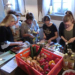 Teamwärts Junggesellinnen Abschied 150x150 - Kochevent