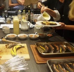 Teamwärts Kochevent 4 - Kochevent
