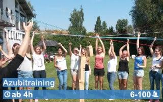 Teamwärts Kacheln Azubitraining - Über uns