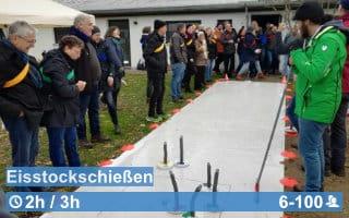 Teamwärts Kacheln Eisstockschiessen - Home Teamwärts