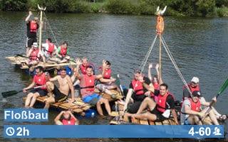 Teamwärts Kacheln Flossbau - Drachenboot