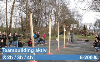 Teamwärts Kacheln Teambuildingaktiv - Teamtraining