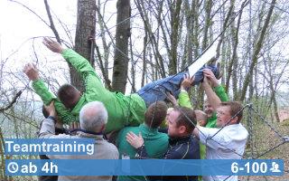 Teamwärts Kacheln Teamtraining - Über uns